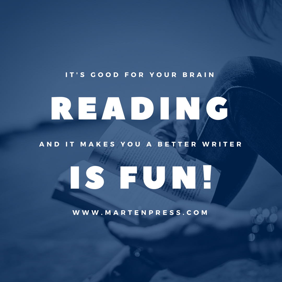Reading is fun! Click through for the ten best writing tips for aspiring authors!
