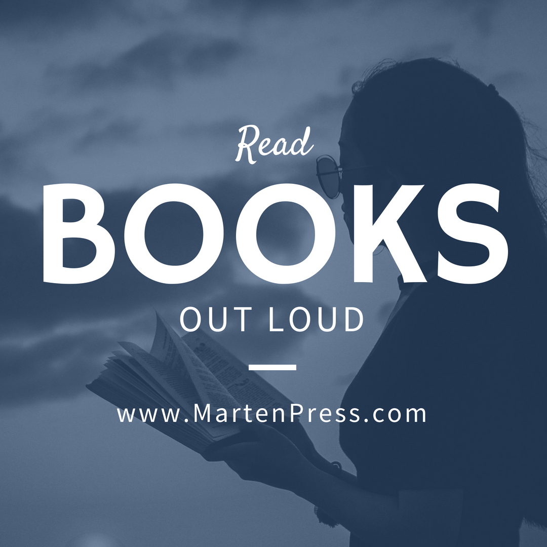 Read books out loud. Click through for the ten best writing tips for aspiring authors!