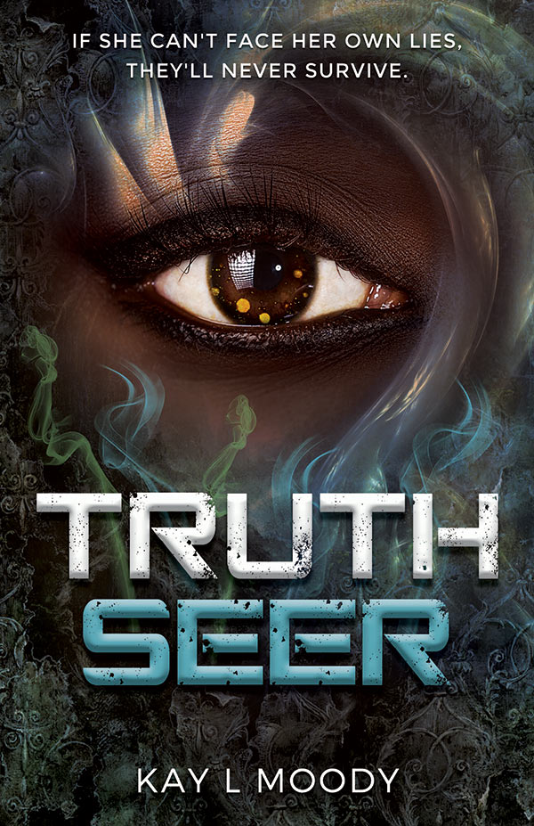Truth Seer by Kay L Moody, Truth Seer Trilogy Book 1